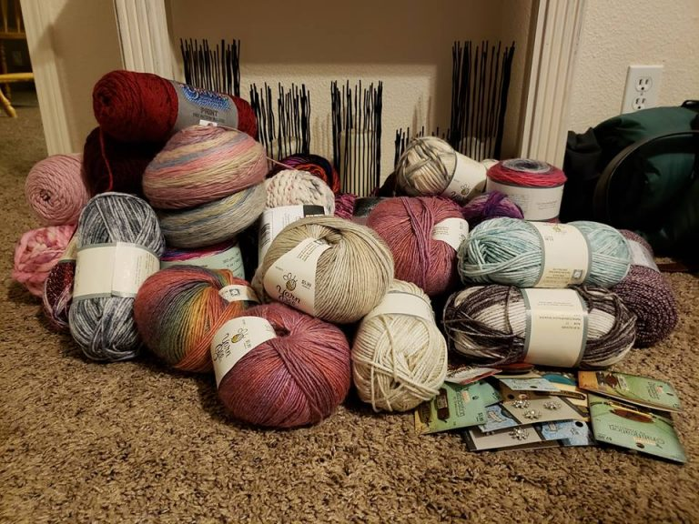 Damn the Yarn Sales!!!!!!
