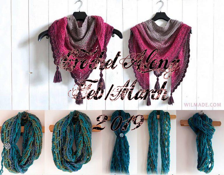 February/March Crochet Along!!!!!