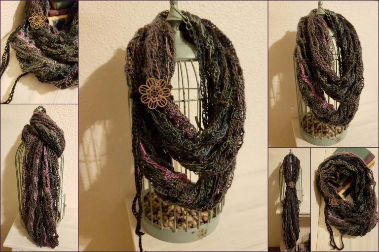 Infinity Scarf Crochet Pattern Review Feb 2019