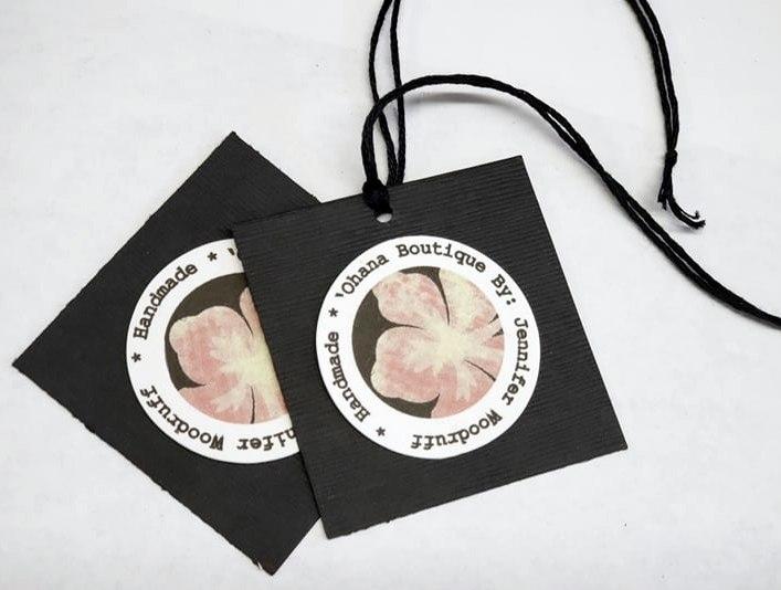 Handmade Clothing Tags